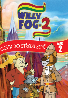 Willy Fog disk 02