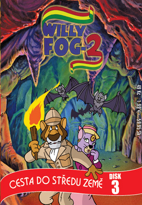 Willy Fog disk 03