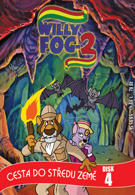 Willy Fog disk 04