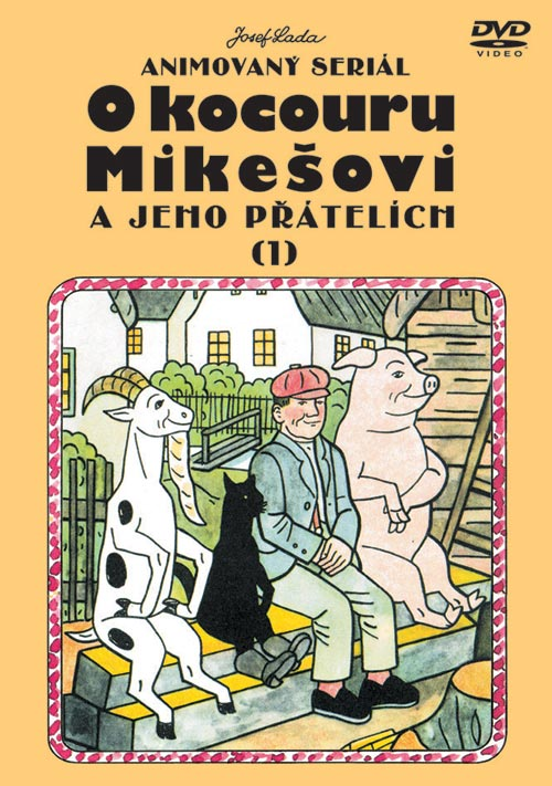 DVD O kocouru Mike�ovi 1