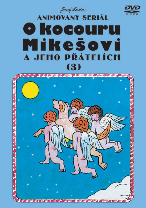 DVD O kocouru MIke�ovi 3